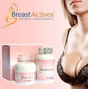 Augmentation naturelle Breast Actives